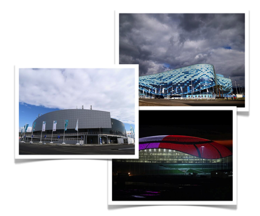 Winter Olympic Stadiums