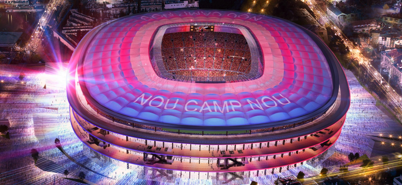 Exclusive More Than A Nou Stadium For Barca Thestadiumbusiness Summit